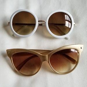 Bundle of 2 Aldo shades
